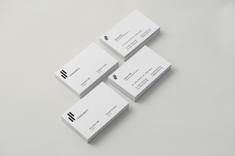 hubschmitz-architekten-businesscards