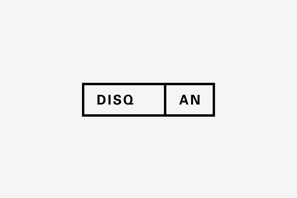 DISQ-AN-logo-design-buero-ink