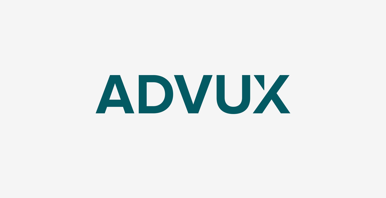 Logo-ADVUX-Grafikdesign-Buero-Ink